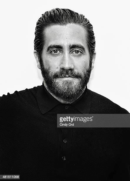 Actor Jake Gyllenhaal visits the SiriusXM Studios on July 21 2015 in New York City