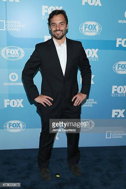 Actor Jake Johnson attends the 2015 FOX programming presentation at Wollman Rink in Central Park on May 11 2015 in New York City