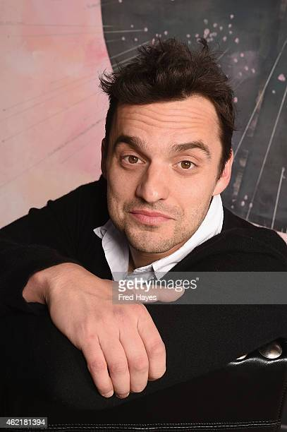 Actor Jake Johnson attends the SAG Indie Actors Only Brunch during the 2015 Sundance Film Festival at Cafe Terigo on January 25 2015 in Park City Utah
