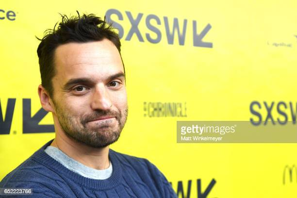 Actor Jake Johnson attends the 'Win It All' premiere 2017 SXSW Conference and Festivals on March 11 2017 in Austin Texas