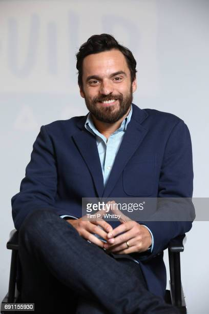 Actor Jake Johnson from the cast of The Mummy poses for a photo at the Build LDN event at AOL London on June 1 2017 in London England