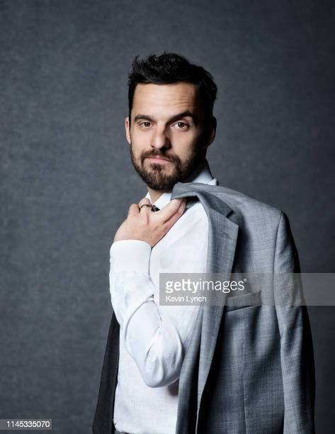 Actor Jake Johnson is photographed for Universal Pictures on April 1 2017 in Los Angeles California