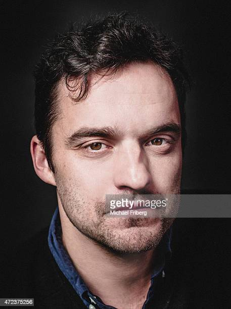 Actor Jake Johnson is photographed for Variety on February 3 2015 in Park City Utah