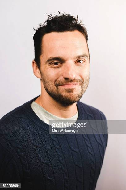 Actor Jake Johnson poses for a portrait at the 'Win It All' premiere 2017 SXSW Conference and Festivals on March 11 2017 in Austin Texas