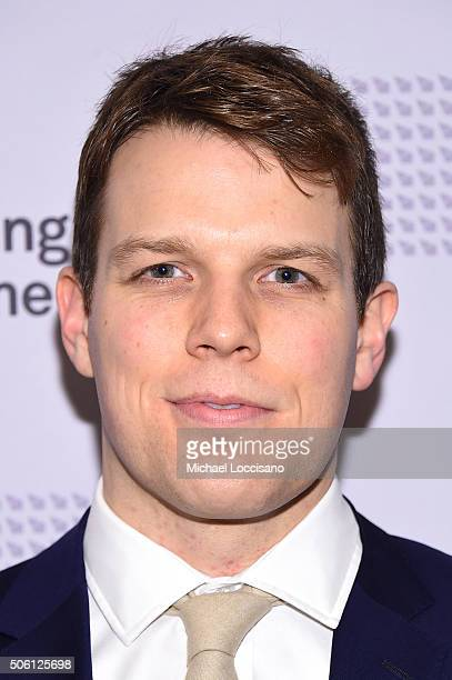 Actor Jake Lacy attends 31st Annual Artios Awards at Hard Rock Cafe, Times Square on January 21, 2016 in New York City.