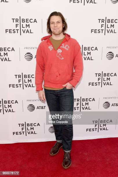 """Actor Jake Lacy attends a screening of """"Diane"""" during the 2018 Tribeca Film Festival at SVA Theatre on April 22, 2018 in New York City."""