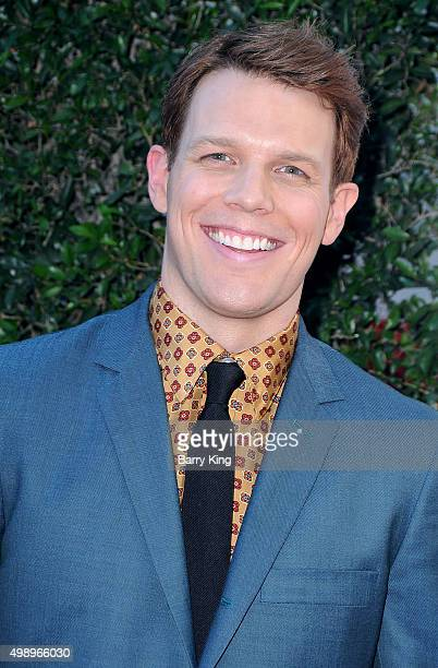 Actor Jake Lacy attends the Premiere Of CBS Films' 'Love The Coopers' at the Grove Park Plaza on November 12, 2015 in Los Angeles, California.