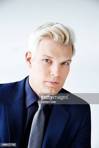 Actor Jake Lacy is photographed for Los Angeles Times on October 16, 2015 in New York City. PUBLISHED IMAGE. CREDIT MUST READ: Carolyn Cole/Los...