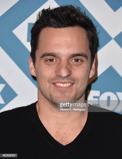 Actor Jake M Johnson arrives to the 2014 Fox AllStar Party at the Langham Hotel on January 13 2014 in Pasadena California
