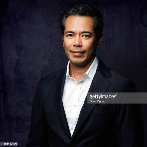 Actor Jake Macapagal poses for a portrait on September 11, 2019 in Paris, France.