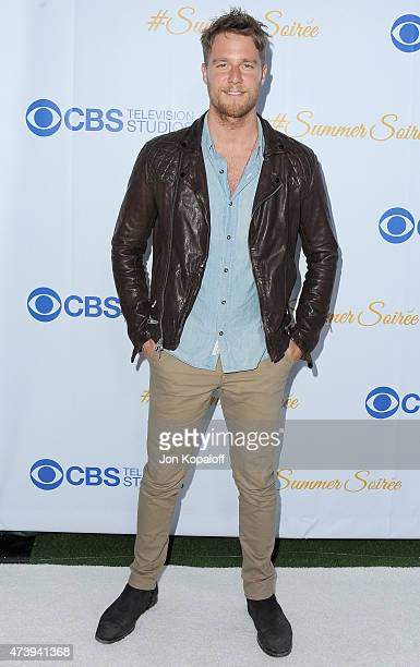 Actor Jake McDorman arrives at CBS Television Studios 3rd Annual Summer Soiree Party at The London Hotel on May 18 2015 in West Hollywood California