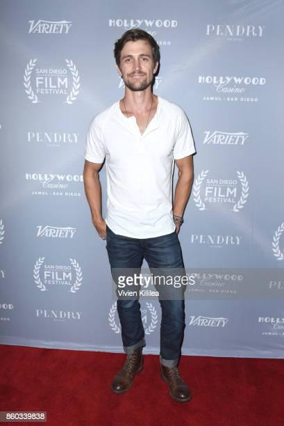 Actor Jake Olson attends the San Diego International Film Festival 2017 on October 6 2017 in San Diego California