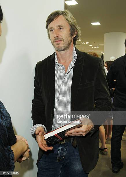 Actor Jake Weber attends Beneath A Starlet Sky Book Signing At Saks Fifth Avenue Beverly Hills on May 6 2011 in Beverly Hills California