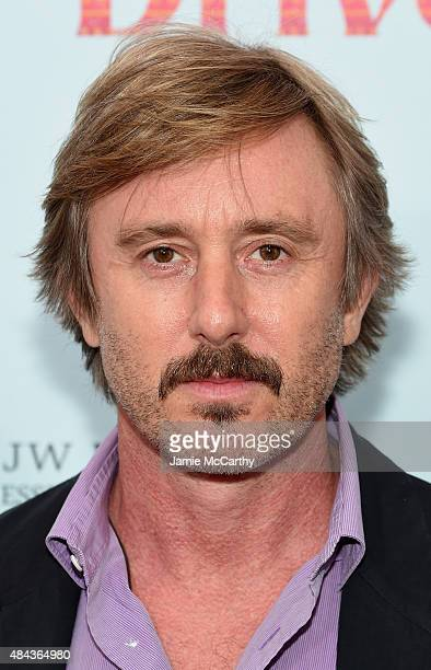 """Actor Jake Weber attends the New York premiere of """"Learning To Drive"""" at The Paris Theatre on August 17, 2015 in New York City."""