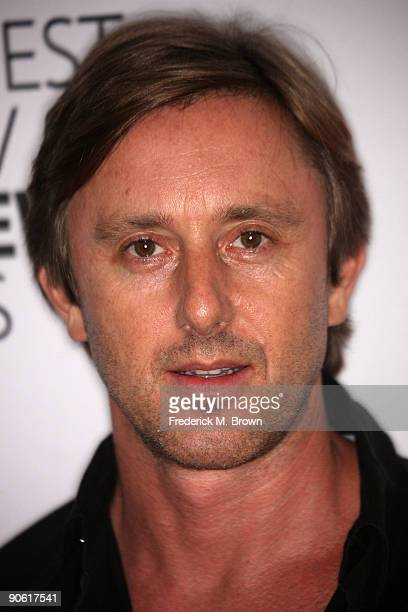 """Actor Jake Weber of the television show """"Medium"""" attends the PaleyFest and TV Guide Magazine's CBS Fall television preview party at The Paley Center..."""