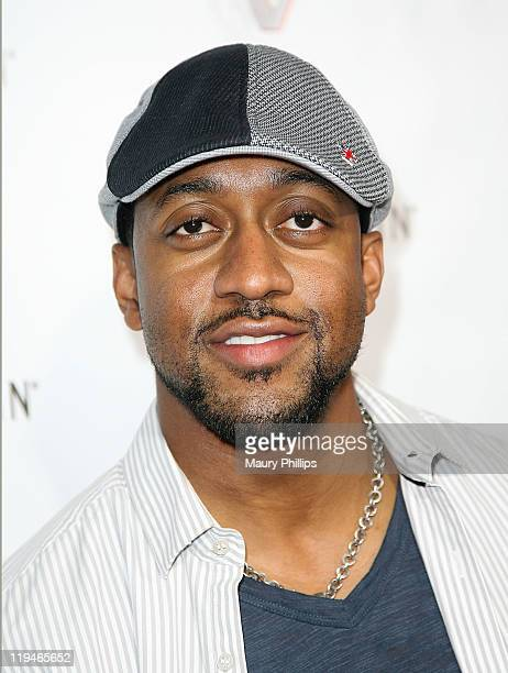Actor Jaleel White arrives at Remy Martin V Los Angeles Launch Event at Drai's Hollywood on July 20 2011 in Hollywood California