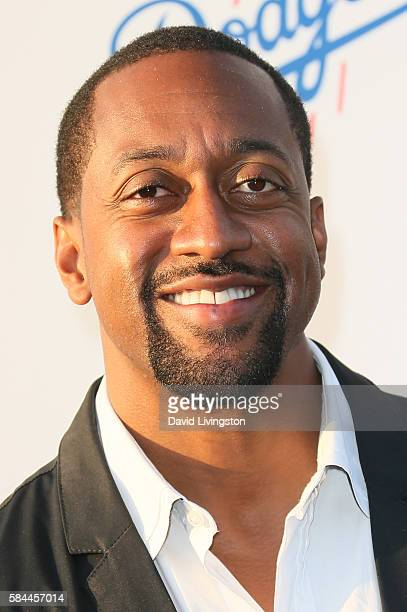 Actor Jaleel White arrives at the Los Angeles Dodgers Foundation Blue Diamond Gala at the Dodger Stadium on July 28 2016 in Los Angeles California