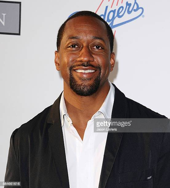 Actor Jaleel White attends the Los Angeles Dodgers Foundation Blue Diamond gala at Dodger Stadium on July 28 2016 in Los Angeles California