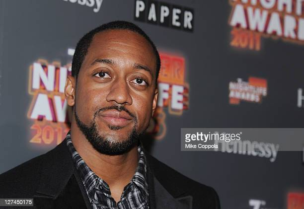 Actor Jaleel White attends the Paper Magazine 2011 Nightlife awards at Hiro Ballroom at The Maritime Hotel on September 27 2011 in New York City