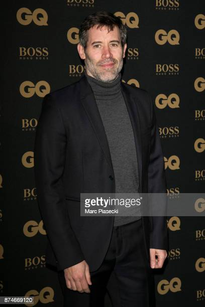 Actor Jalil Lespert attends the 'GQ Men of the year awards 2017' at Le Trianon on November 15 2017 in Paris France