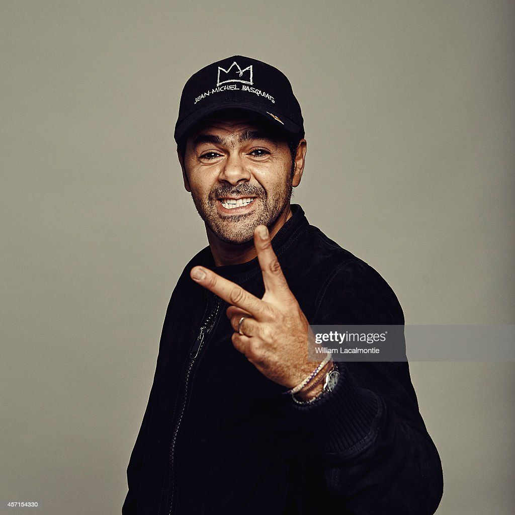 Actor Jamel Debbouze is photographed for Le Film Francais in Deauville, France.