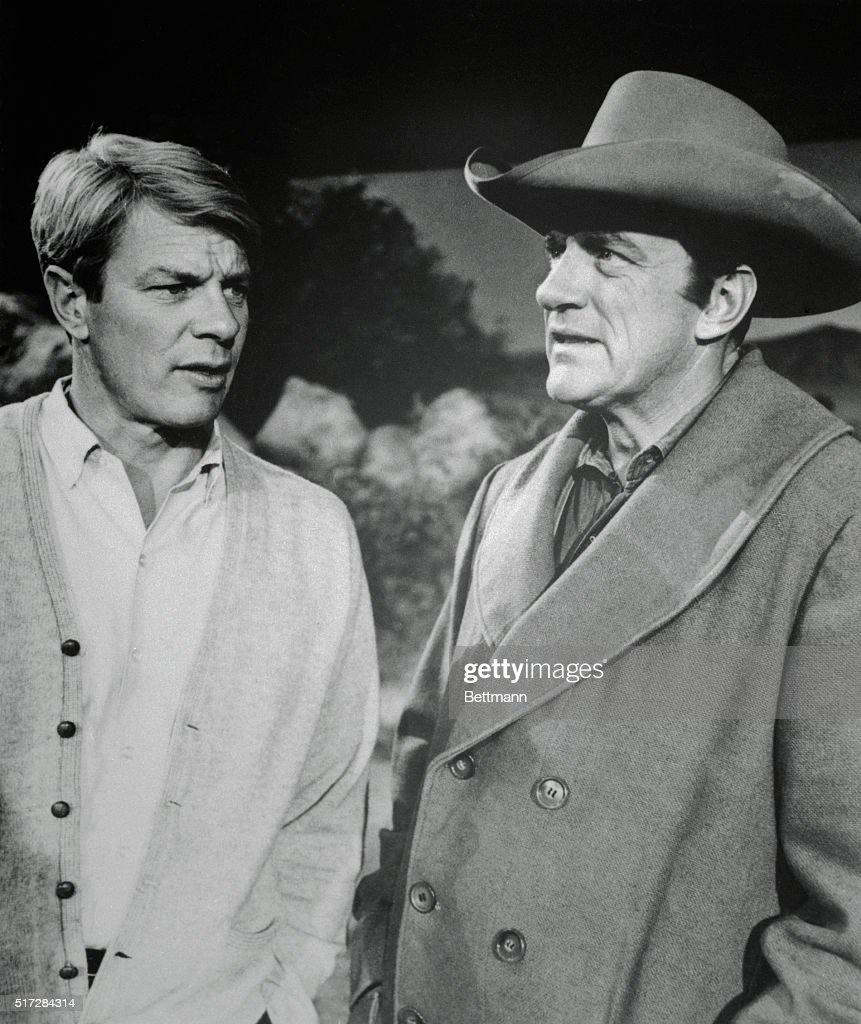 Is James Arness And Peter Graves Brothers