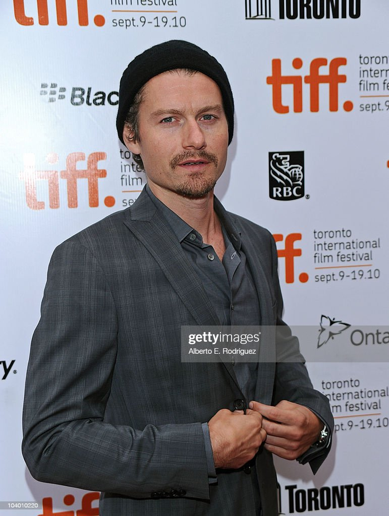 Actor James Badge Dale arrives at the 'The Conspirator' Premiere held at Roy Thomson Hall during the 35th Toronto International Film Festival on September 11, 2010 in Toronto, Canada.