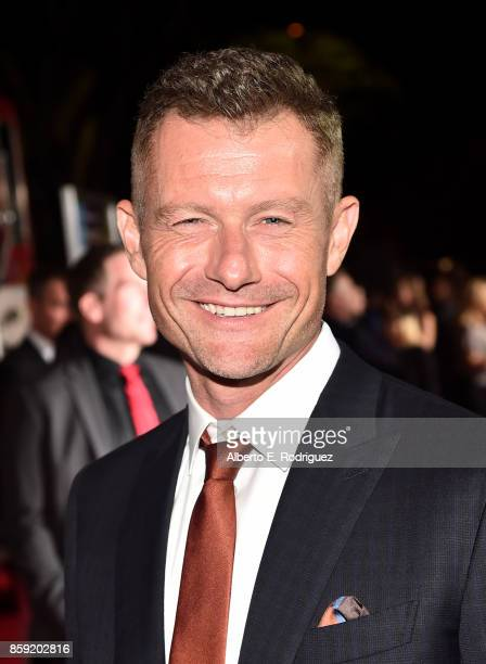 Actor James Badge Dale attends the premiere of Columbia Pictures' Only The Brave at the Regency Village Theatre on October 8 2017 in Westwood...