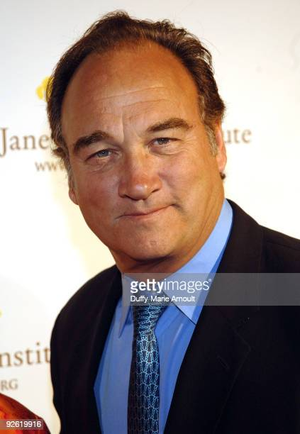 Actor James Belushi attends the Third Annual Jane Goodall Global Leadership Awards at The Beverly Wilshire Hotel on October 30 2009 in Beverly Hills...