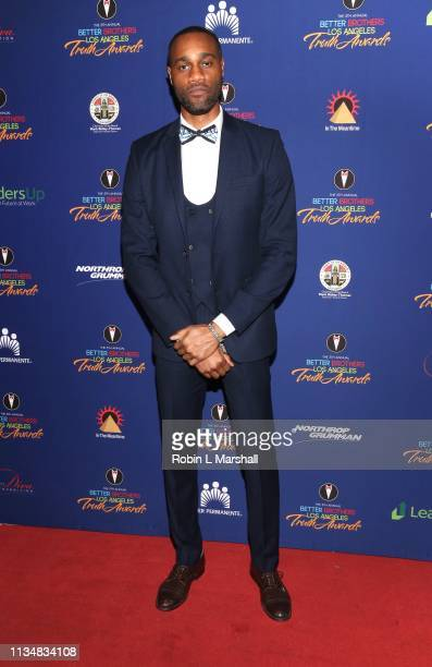 Actor James Bland attends the 5th Annual Truth Awards at Taglyan Cultural Complex on March 09 2019 in Hollywood California