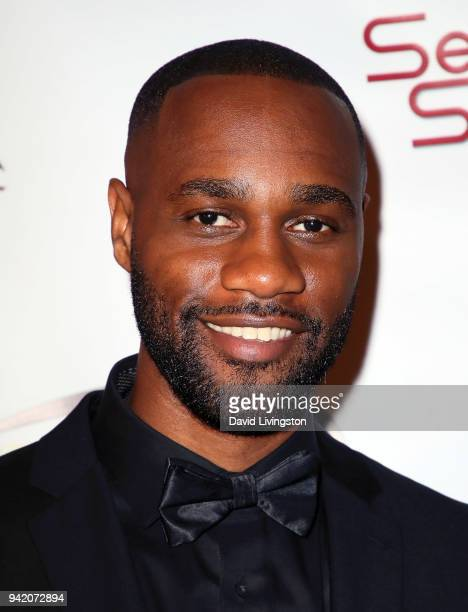Actor James Bland attends the 9th Annual Indie Series Awards at The Colony Theatre on April 4 2018 in Burbank California