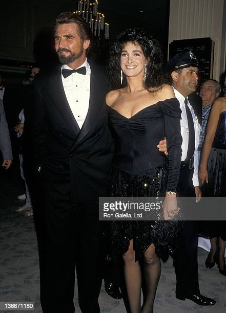 Actor James Brolin and actress Connie Sellecca attend the Salute to Hollywood Gala to Benefit the United Cerebral Palsy Associations on September 18...