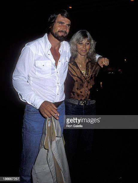 Actor James Brolin and wife Jane Cameron Agee attend the After Party for Kenny Rogers in Concert The Gambler Tour at Universal Amphitheatre on...