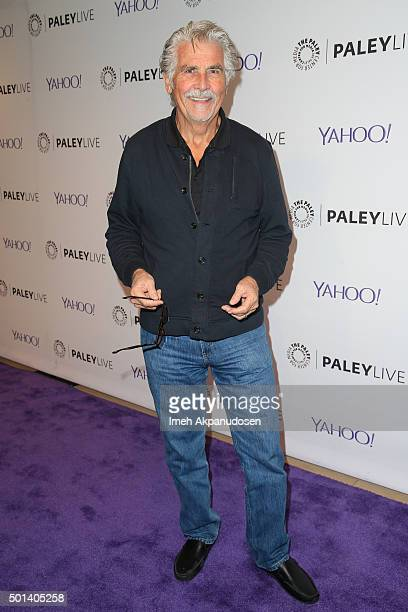 Actor James Brolin attends an evening with 'Life In Pieces' at The Paley Center for Media on December 14, 2015 in Beverly Hills, California.
