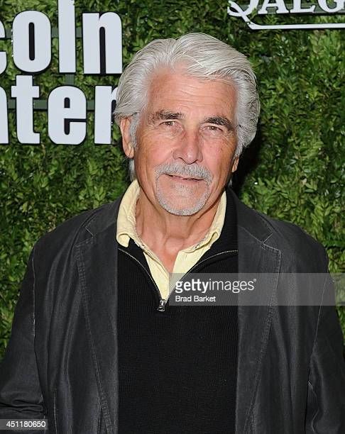 Actor James Brolin attends the Film Society Of Lincoln Centr 2014 Filmmaker In Residence Dinner at Indochine on June 24, 2014 in New York City.
