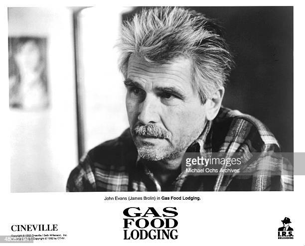 "Actor James Brolin in a scene from the movie ""Gas, Food Lodging"", circa 1992."