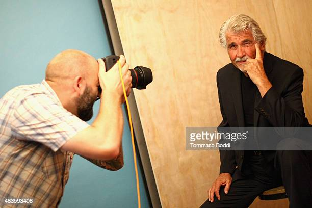 Actor James Brolin of CBS's 'Life in Pieces' attends Behind The Scenes Of The Getty Images Portrait Studio Powered By Samsung Galaxy At 2015 Summer...