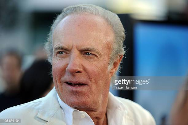 Actor James Caan arrives at AFI Associates Sony Pictures Classics' premiere Of Get Low held at the Samuel Goldwyn Theater inside The Academy of...