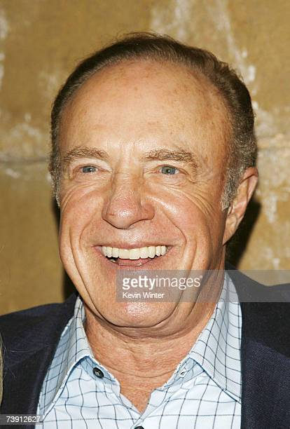 Actor James Caan arrives at the premiere screening of Turner Classic Movies Brando at the Egyptian Theater on April 17 2007 in Los Angeles California
