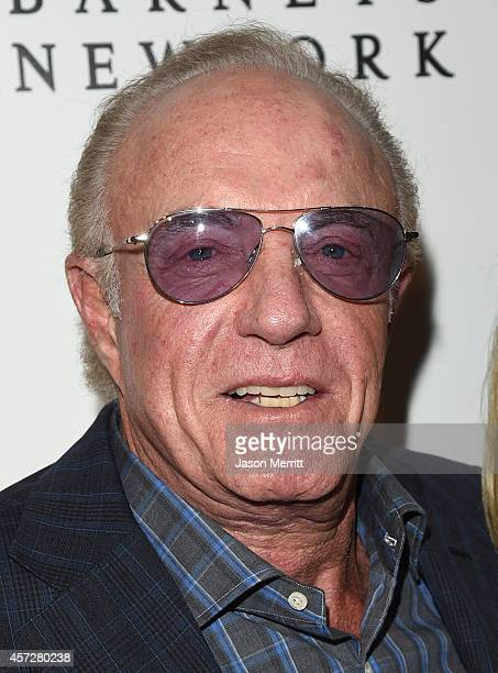 Actor James Caan attend a cocktail event with Barneys New York and HOLA to celebrate the newly renovated Beverly Hills Flagship Store at Barneys New...