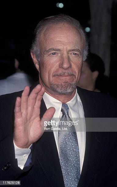 Actor James Caan attends the premiere of The Others on August 7 2001 at the Director's Guild Theater in Hollywood California