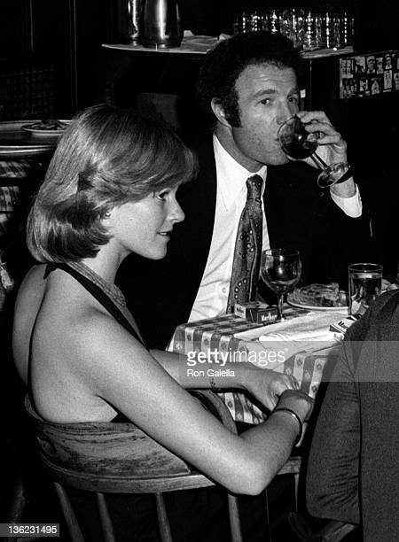 Actor James Caan attends the premiere party for Cinderella Liberty on December 15 1973 at Gallagher's in New York City