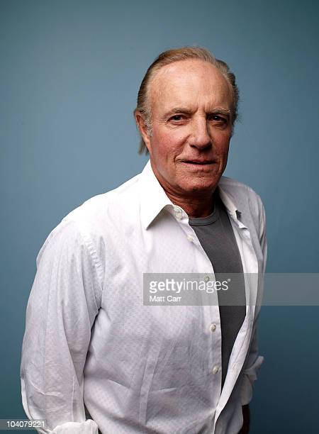 Actor James Caan from 'Henry's Crime' poses for a portrait during the 2010 Toronto International Film Festival in Guess Portrait Studio at Hyatt...