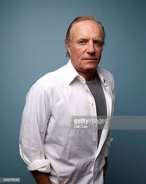 Actor James Caan from Henry's Crime poses for a portrait during the 2010 Toronto International Film Festival in Guess Portrait Studio at Hyatt...