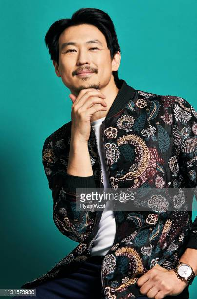 Actor James Chanos, James C. Chen is photographed for a spec shoot on September 5, 2018 in Los Angeles, California.