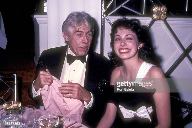 Actor James Coburn and Lisa Alexander attend the Operation California's First Annual Celebrity Fashion Show and Auction to Benefit the Amerasian...