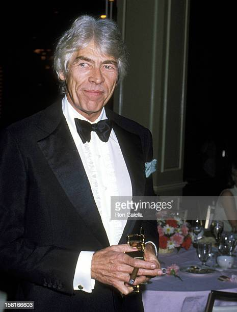 Actor James Coburn attends the 31st Annual Directors Guild of America Awards on March 10 1979 at Beverly Hilton Hotel in Beverly Hills California