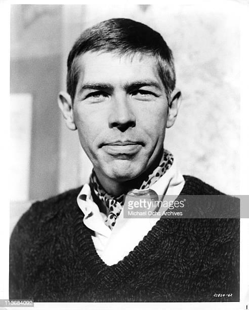 Actor James Coburn poses for a portrait circa 1963 in Los Angeles California