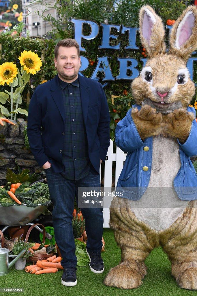 'Peter Rabbit' UK Gala Premiere - Red Carpet Arrivals