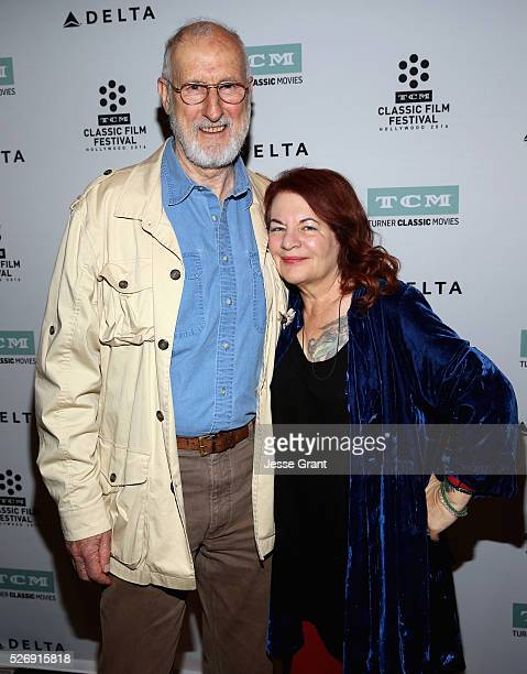Actor James Cromwell and writer/director Allison Anders attend 'All That Heaven Allows' screening during day 4 of the TCM Classic Film Festival 2016...
